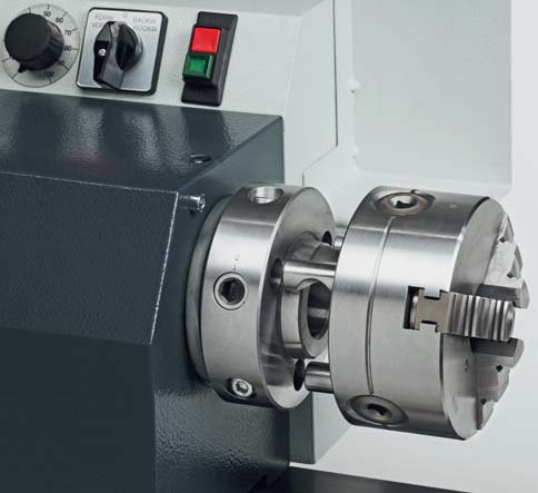 Wabeco CC-D6000 Camlock High Speed Lathe